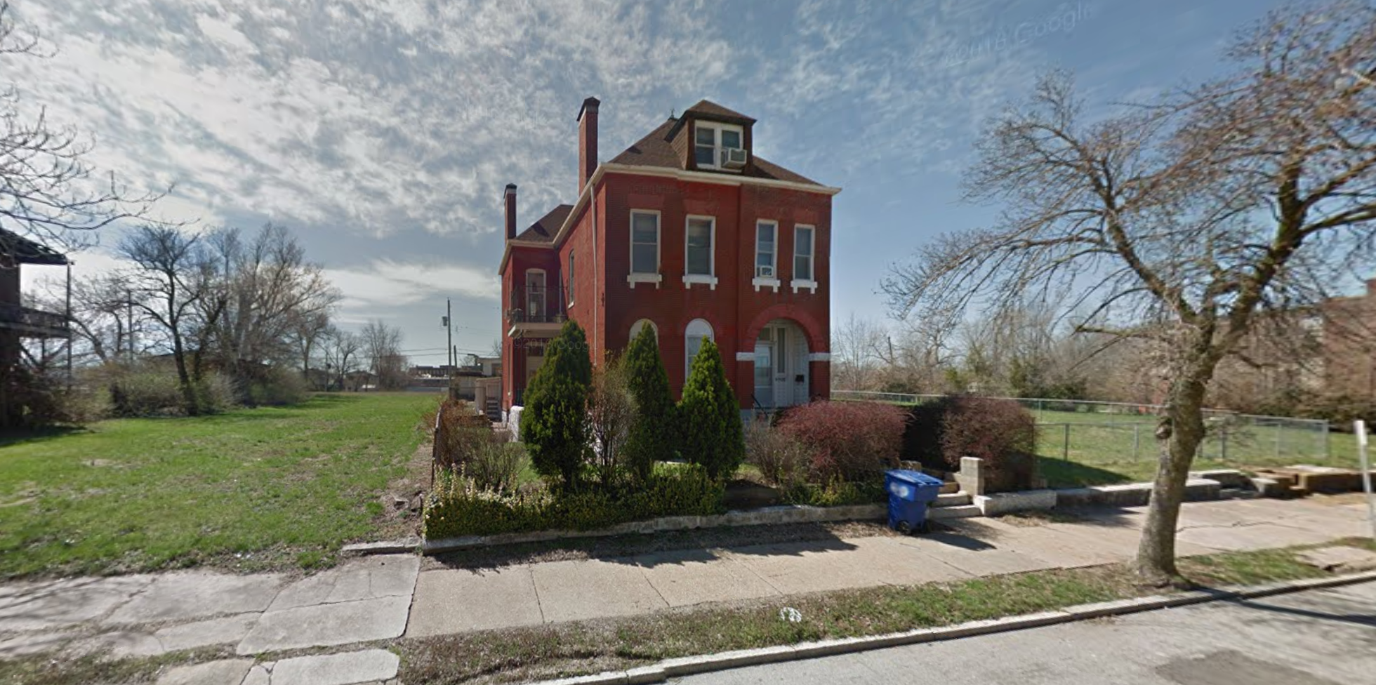 Permit Issued to Relocate Home in NGA Footprint at 2530 N. Market