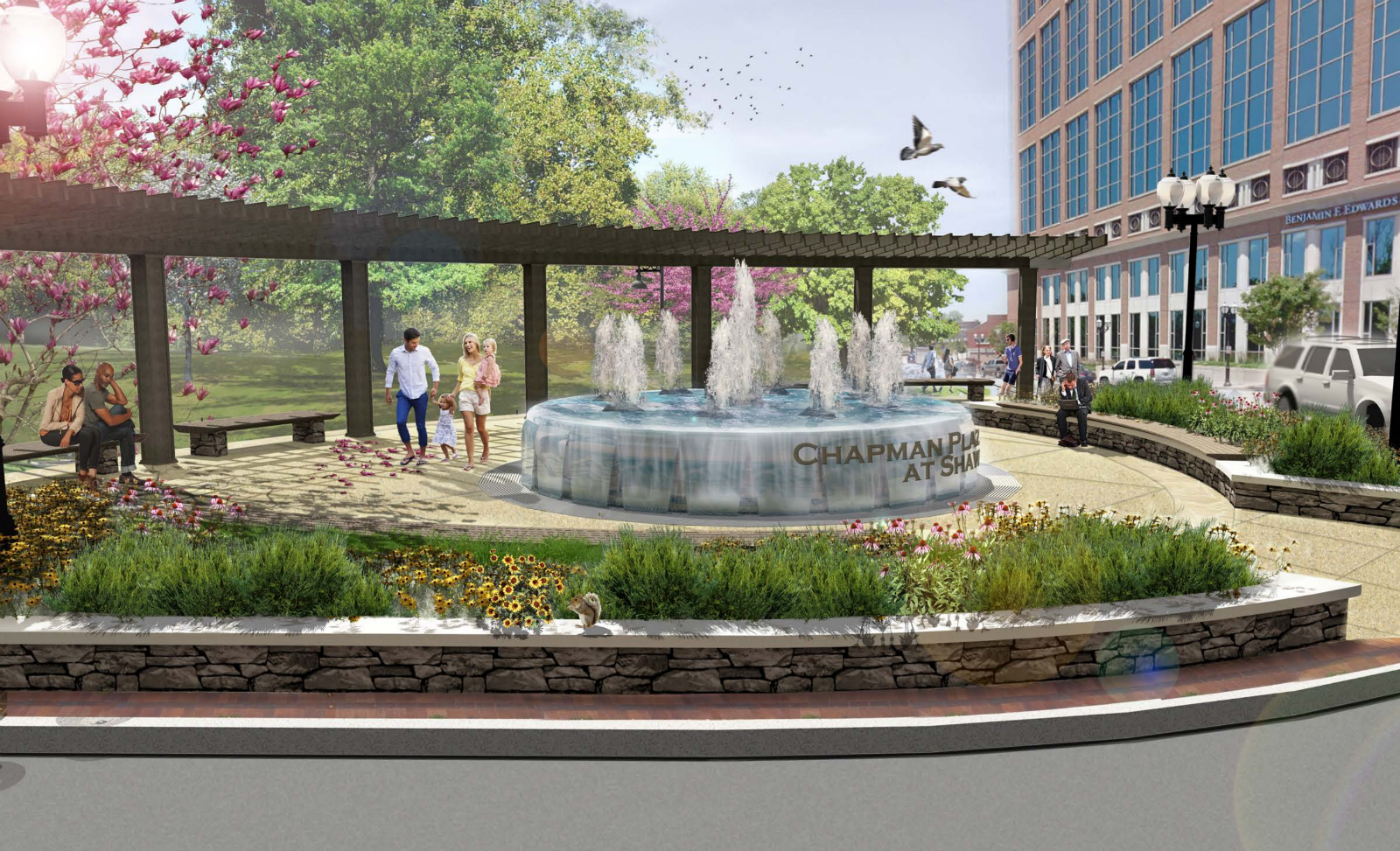 Design for Big Changes for Clayton's Shaw Park Revealed