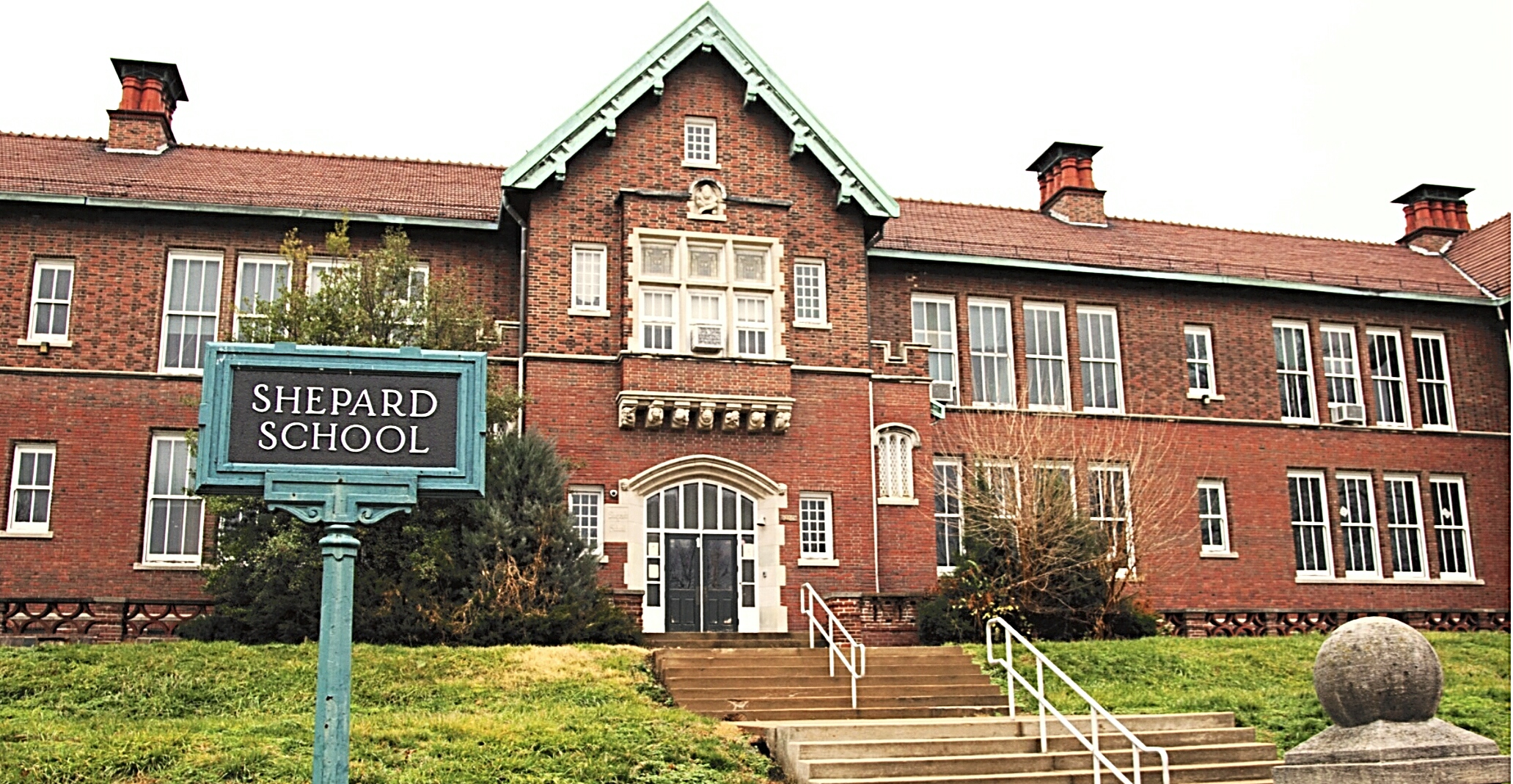 Plans Advance to Resurrect Shepard School