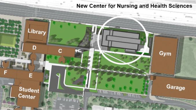 Stlcc Meramec Campus Map.Plans Unveiled For New Stlcc Forest Park Health Sciences Center