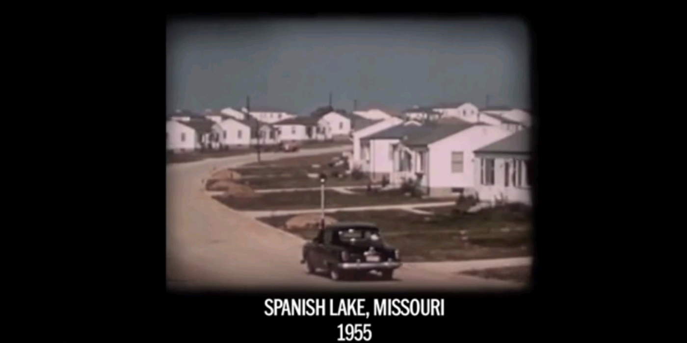 Spanish Lake Film Review: Disposable Communities and Suburban Development