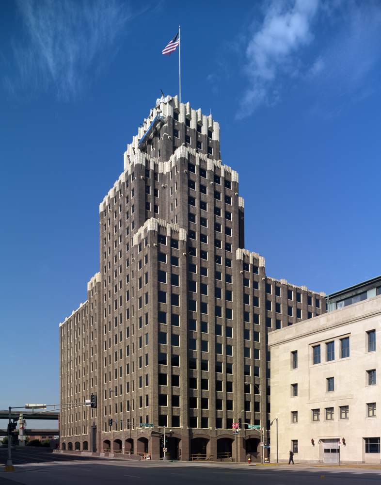 St Louis Mart and terminal warehouse