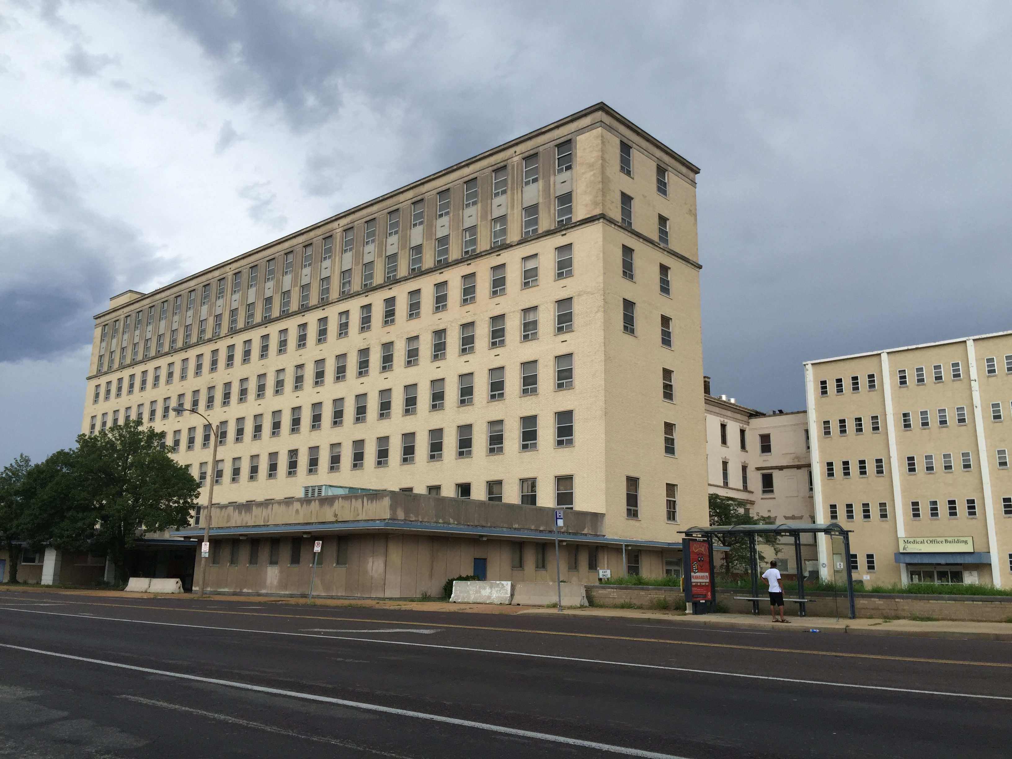 Big Names Have Big Ideas for Vacant St. Luke's Hospital on Delmar