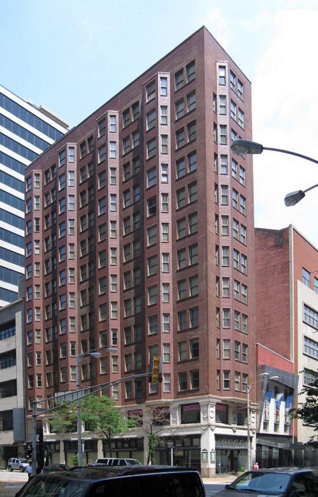 Lasalle Building 8 St Louis Bldg