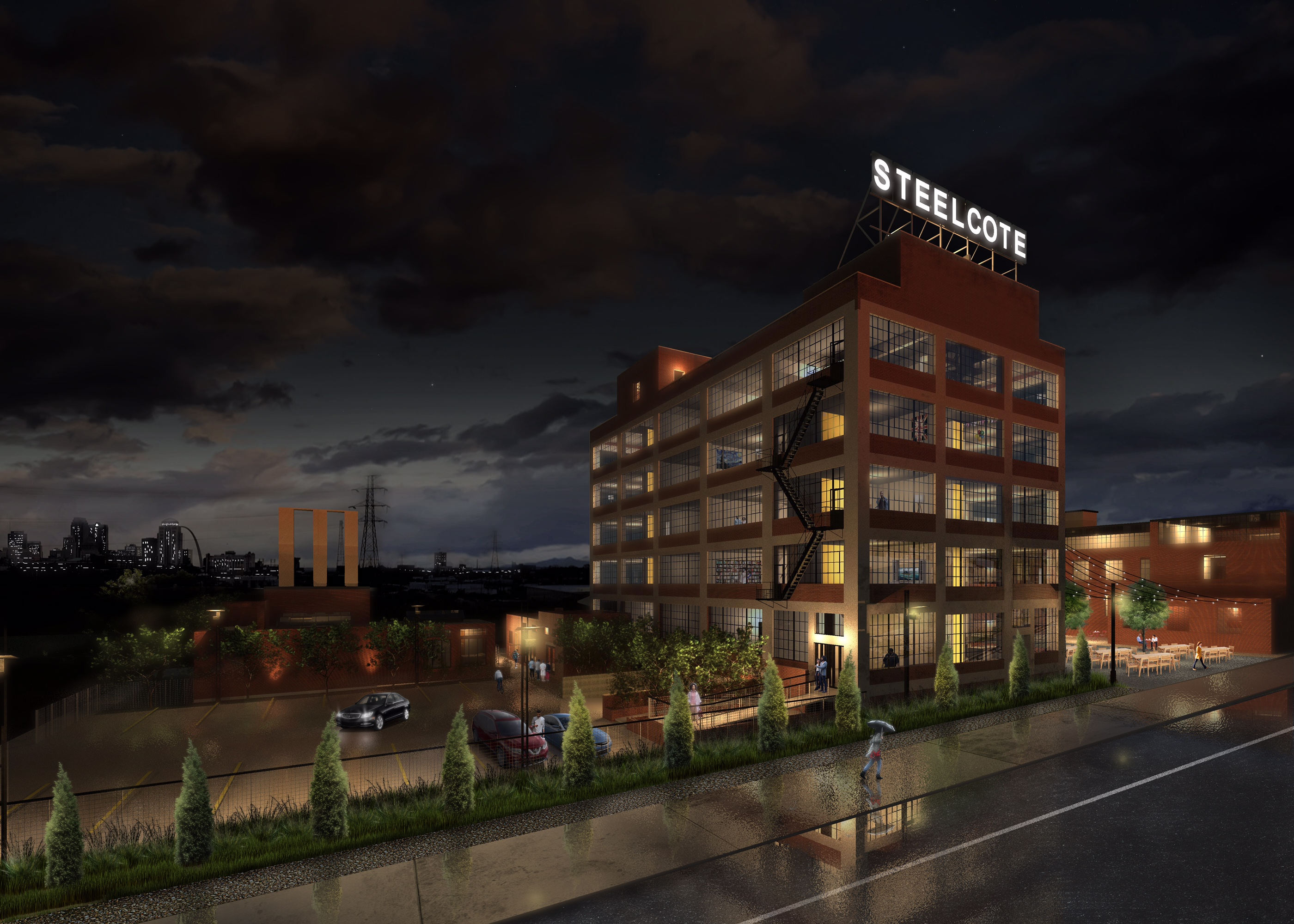 Steelcote Lofts Coming to Mill Creek Valley