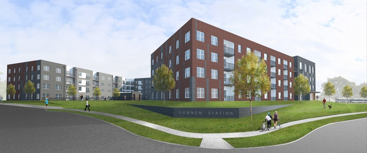 Sunnen Station Phase II to Add Apartments, Another Car Dealership in Maplewood