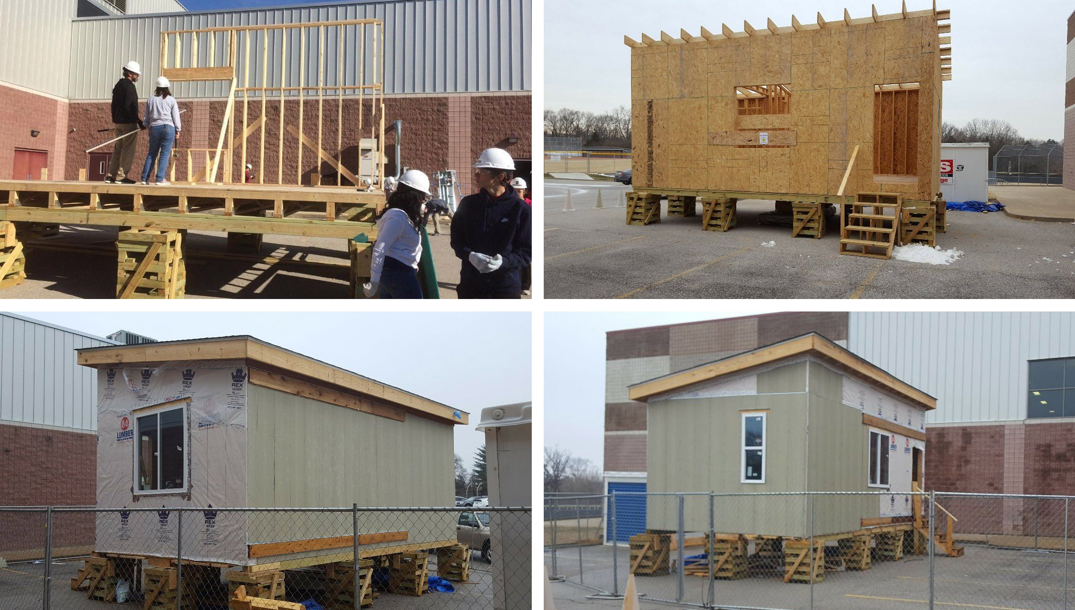 Tiny Houses For St Louis Homeless Nextstl