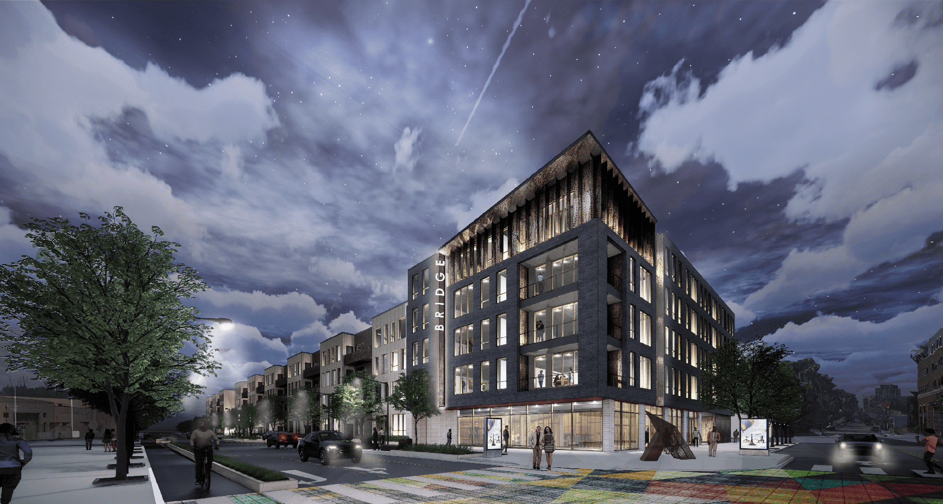 TIF District Created for Kingsway Elevation District