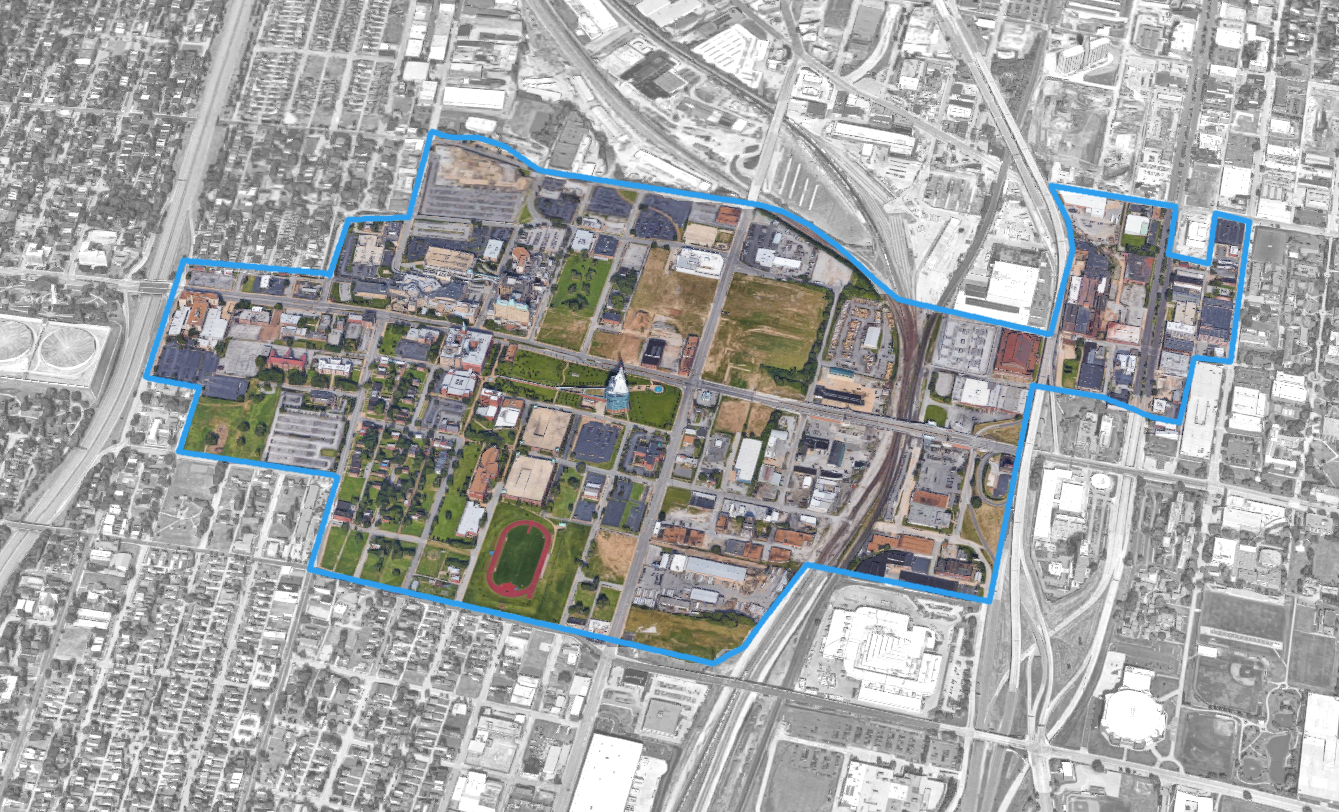 St. Louis Set to Blight 395 Acres in City's Fast Developing Central Corridor