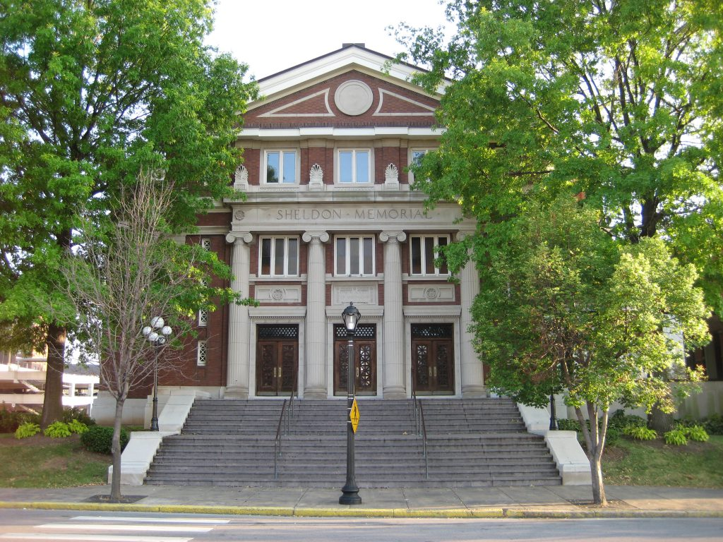 The Sheldon Concert Hall