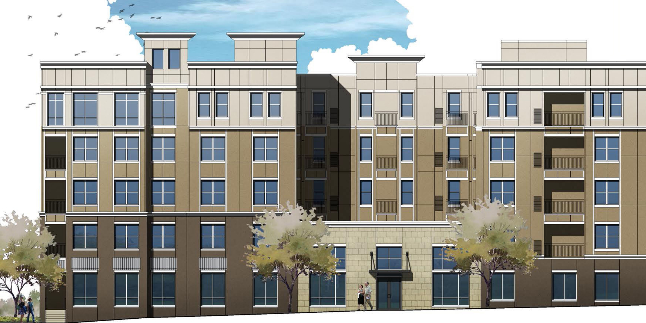Midtown Residential Project The Standard Gets Revised Look