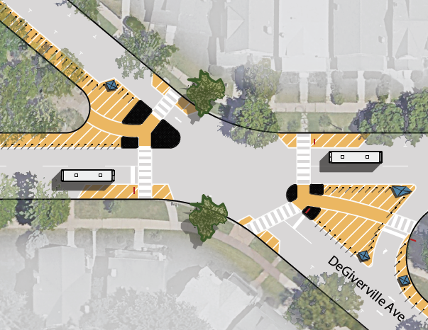 Skinker DeBaliviere Traffic Calming Study Recommends Great Things
