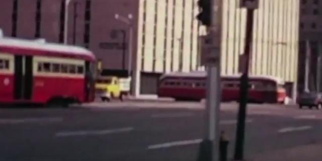 Tucker streetcars