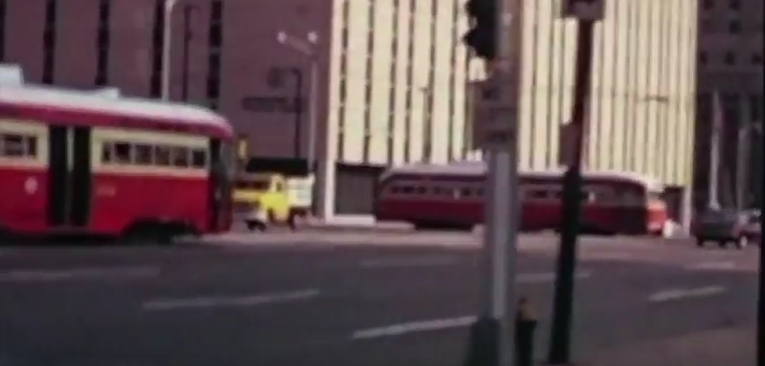 Ridin' the Hodiamont and Streetcars of St. Louis: Two Videos of the Streetcar's Last Days