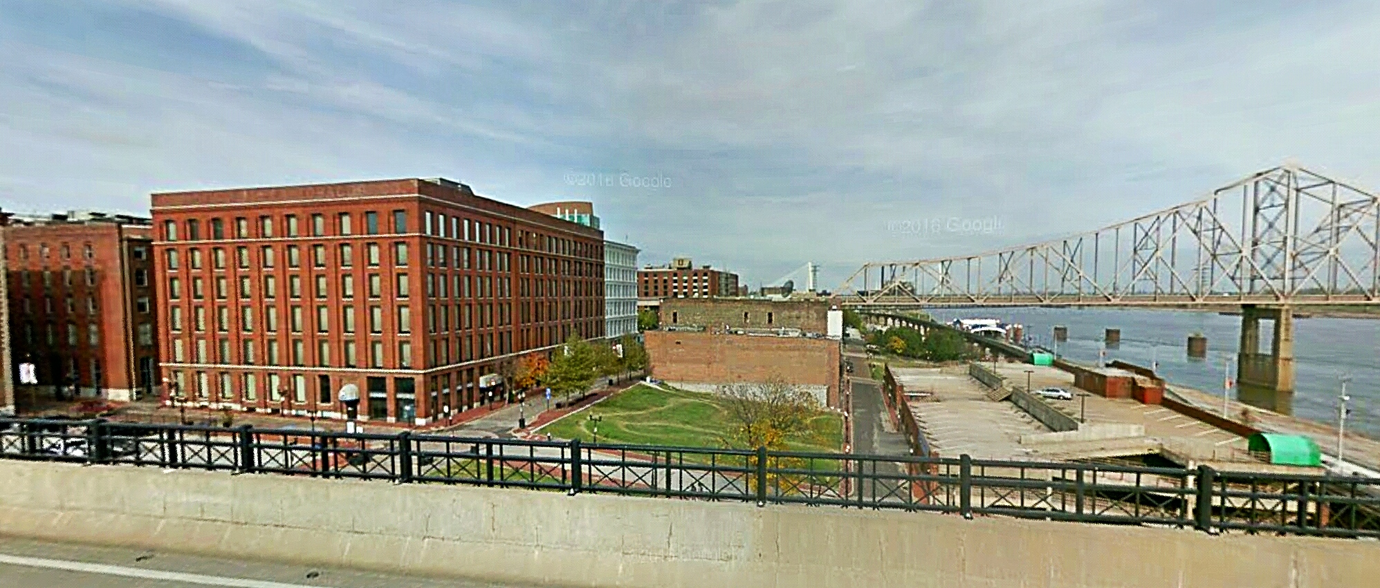 Residential Conversion Coming to Laclede's Landing