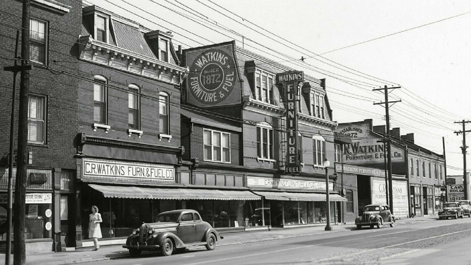 Carondelet's Historic Watkins Block Threatened