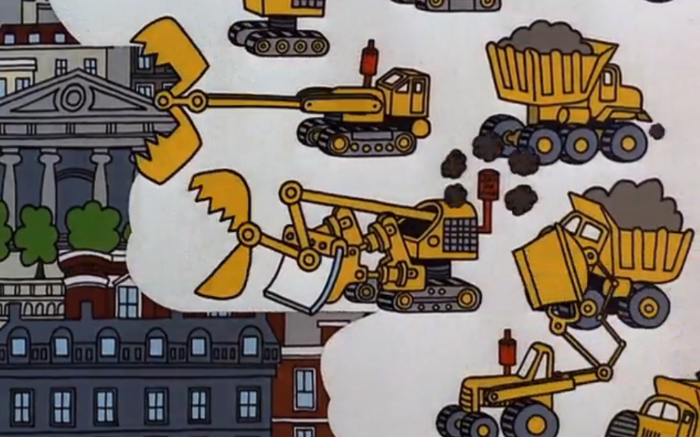 What on Earth! The Automobile Inherits the Planet (1966) [video]