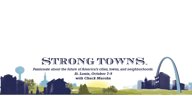 Presented by nextSTL: Charles Marohn, Strong Towns Coming to St. Louis
