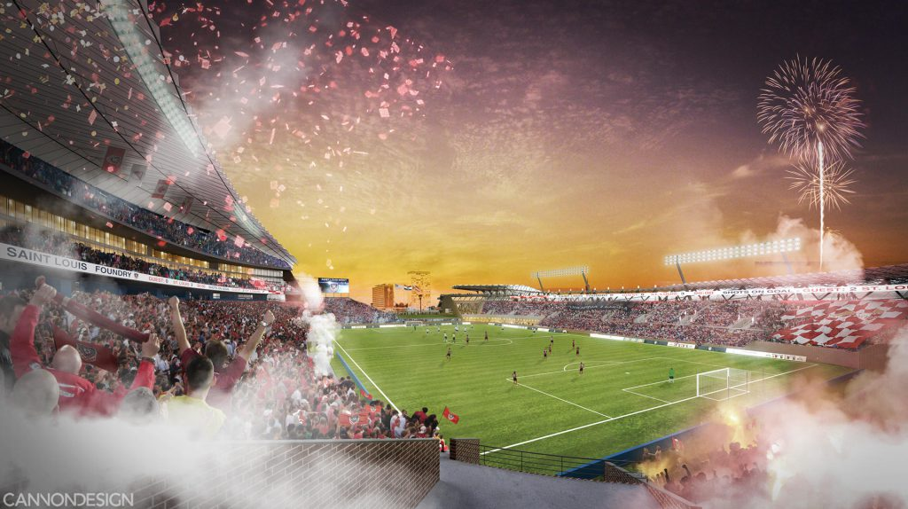 MLS stadium_Cannon Design
