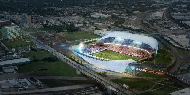 MLS stadium_Cannon Design