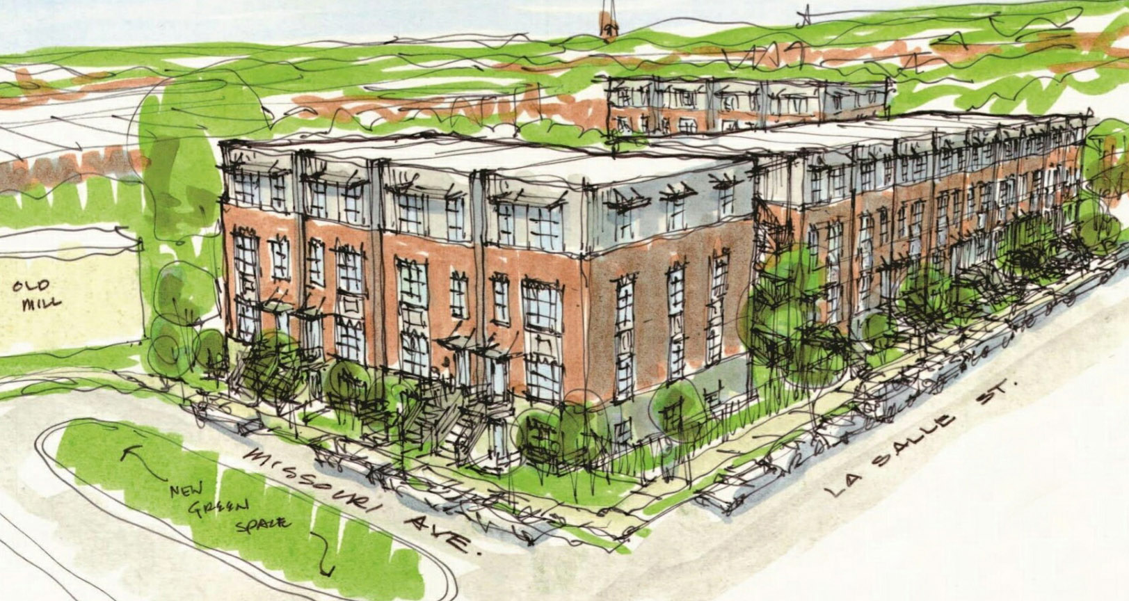 Big Plans for Chouteau in Lafayette Square