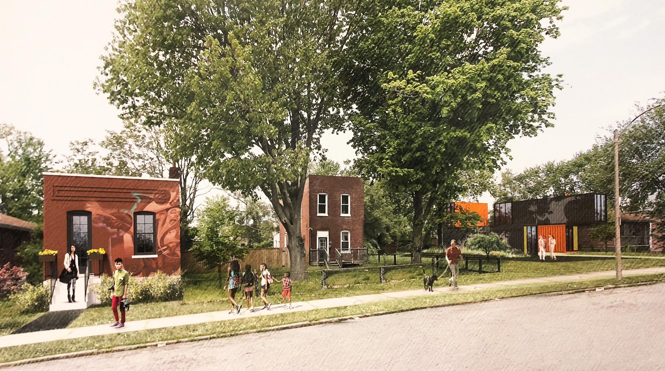 Kranzberg Arts Foundation Secures Option to Create Artist Housing in Gravois Park