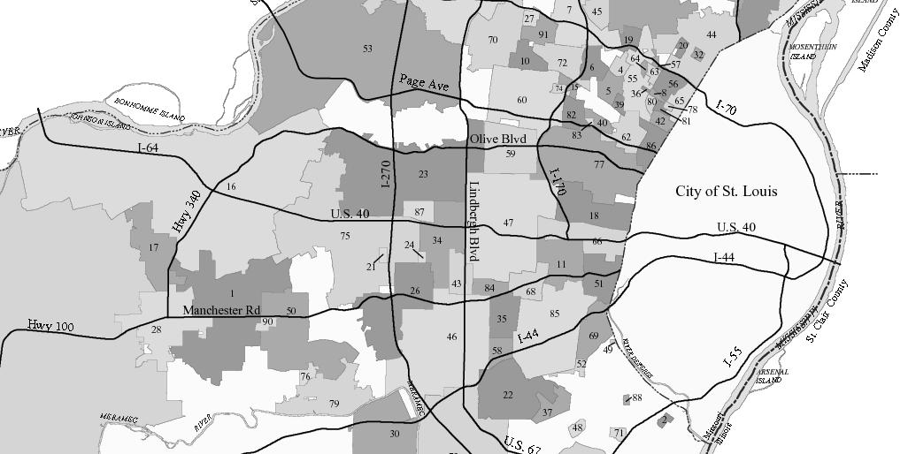 Time for Ideas to Address St. Louis Region Fragmentation
