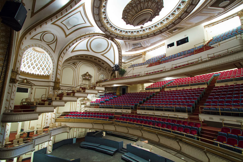 Jubilee World Buys Historic Orpheum Theatre in Downtown St. Louis