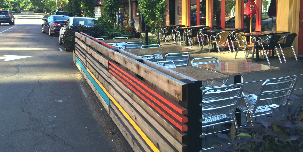 Clayton Parklet Succeeds and Fails, Points the Way Forward