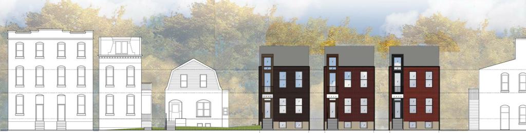 2858-62 Indiana facade context