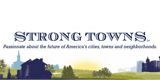 Strong Towns Podcast- Pricing Public Infrastructure